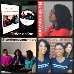 OMG! Oh Maura Gale Show ~ STEM the Movement launch of DVD Sept. 14 @7p EDT