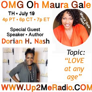 OMG Oh Maura Gale Radio Show – Let's talk about LOVE