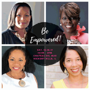 Empowerment For Life Success ~ Save the Date 12-14-19